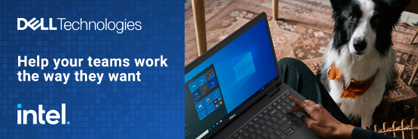 Work from anywhere with modern, intelligent and secure PCs
