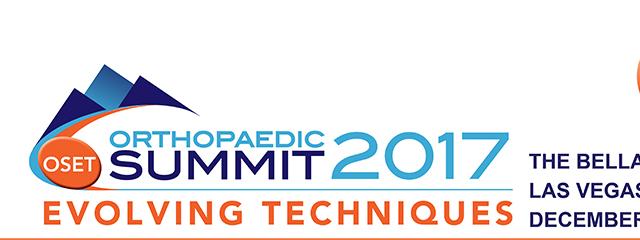 Orthopaedic Summit 2017