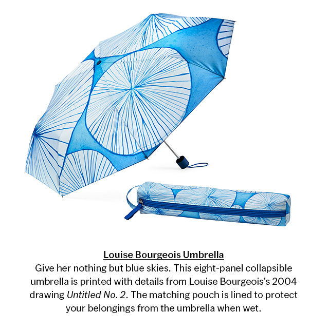 Louise Bourgeois Umbrella