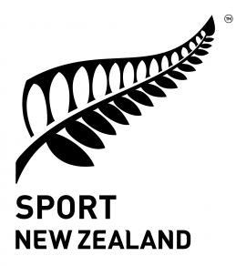 Sport NZ logo.