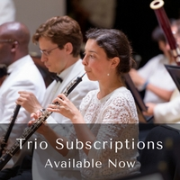 Trio Subscriptions Available Now