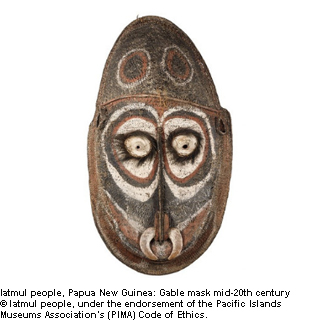 Aboriginal and pacific Art