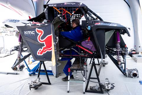 Red Bull Off-Road Team USA