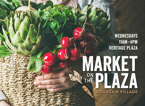 AUGUST 18 |�Market on the Plaza