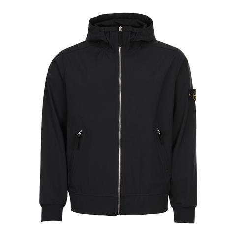 Stone Island Soft Shell R Hooded Jacket