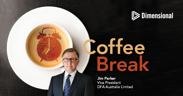 Dimensional - Coffee Break with Jim Parker